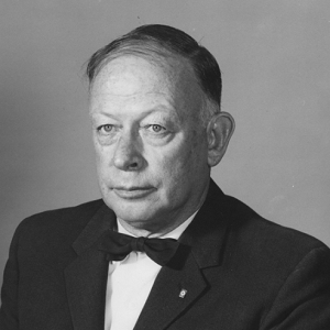 Albert I. Parrot, PM