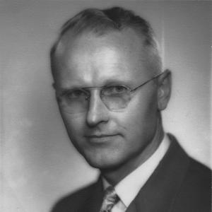 John R. Dawdy, PM